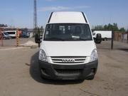 Микроавтобус для городских перевозок на базе ИВЕКО 19+7