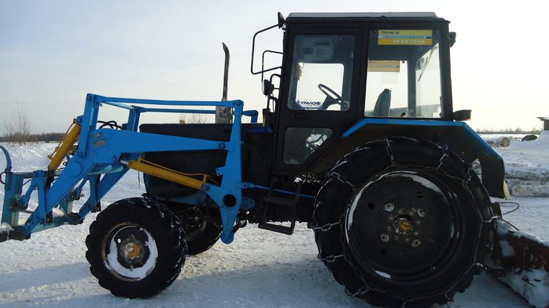 Продам трактор мтз 82 с Куном в Баймакском районе