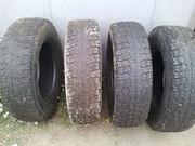 продаю резину R16 225/75,  RADIAL K-153 и быстрица к-155