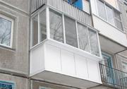 Алюминиевые балконные рамы в Чебоксарах