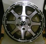 Новые литые диски R16x7.0 5x130 et 43 dia 84.1,  для Ссанг Йонг 15000