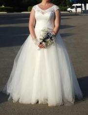 Шикарное свадебное платье Чебоксары