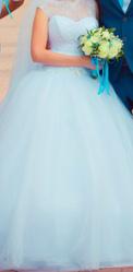 Продаю свое счастливое свадебное платье