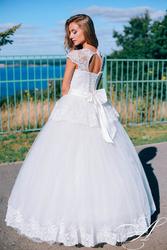 Счастливое свадебное платье (бу 1 раз)