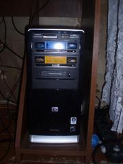 ПРОДАМ компьютер HP Pavilion PC a6540.ru (KX684AA)